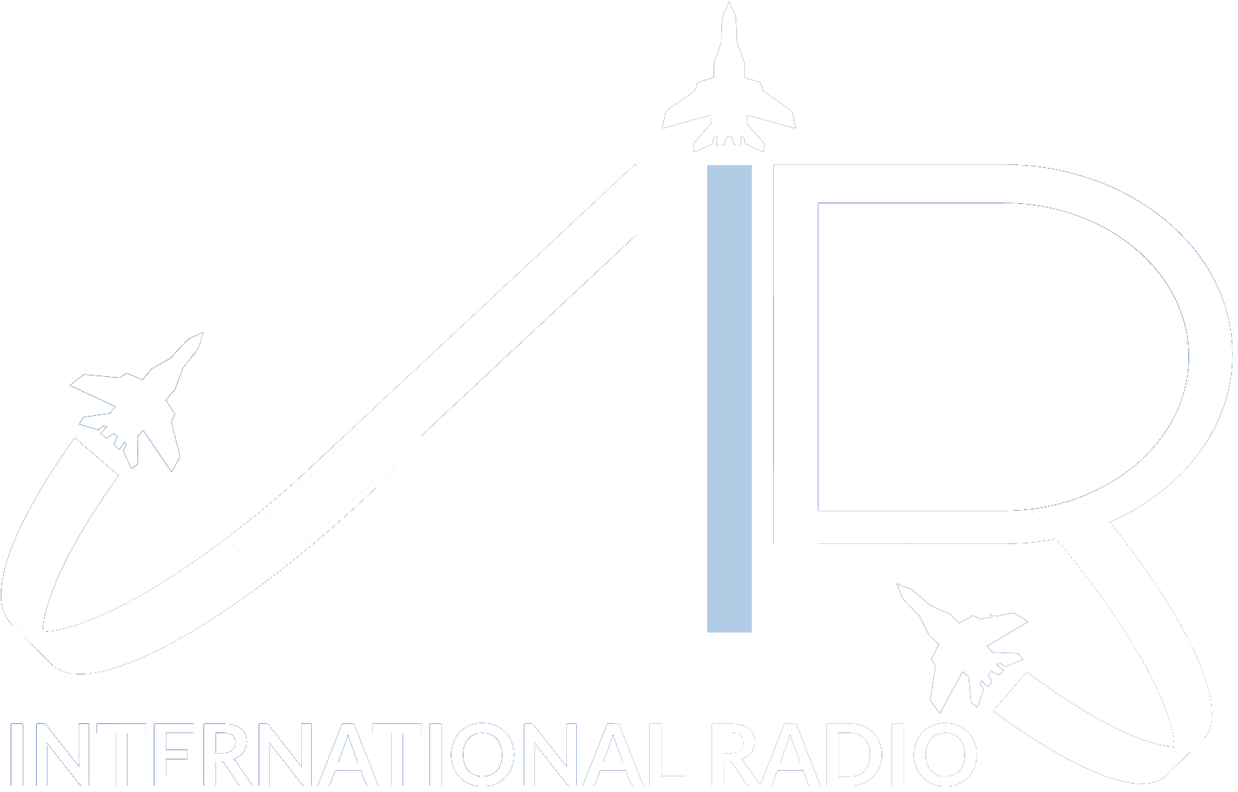 Air Shows International Radio Logo